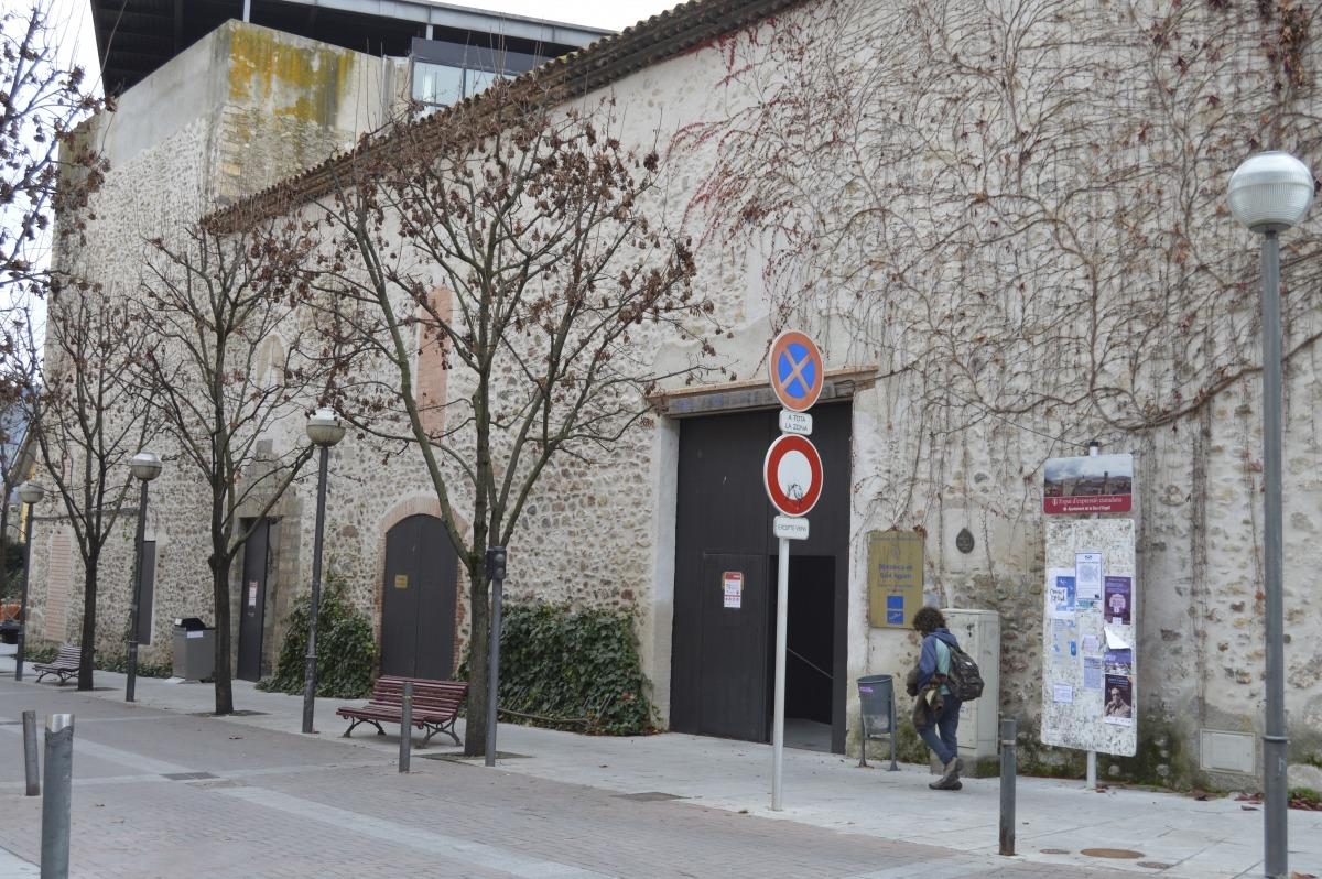 Centre cívic El Passeig.