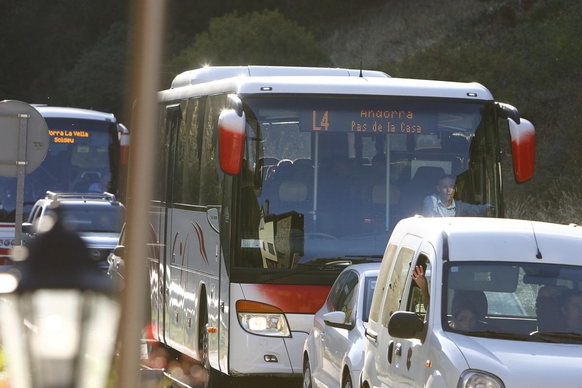La nova concessió de línies de bus va generar força queixes els mesos de setembre i octubre del 2019.