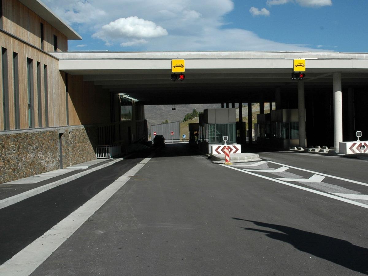 Les fronteres reforcen el control contra el contraban per ordre directa del cap de Govern, Antoni Martí.
