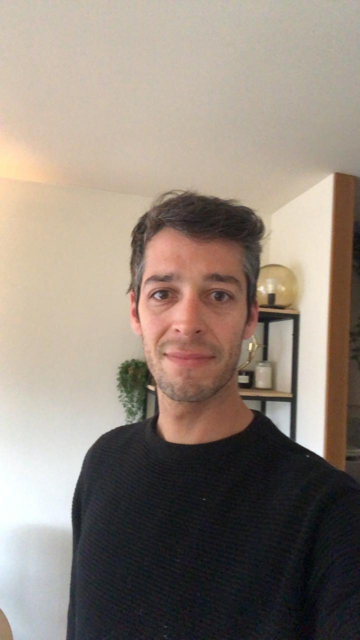 El biòleg i bioinformàtic Joel López.