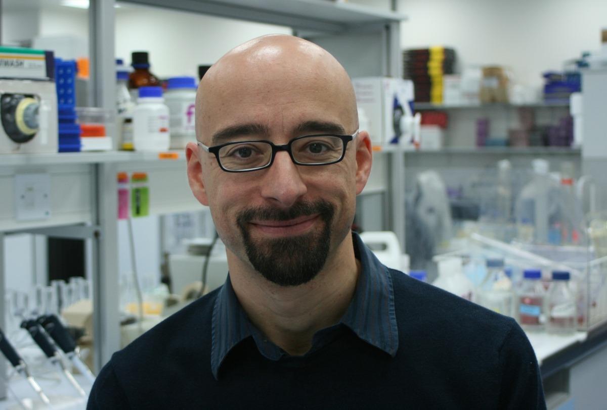 alvador Macip, genetista i investigador de la Universitat de Leicester.