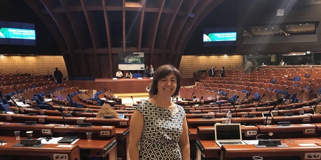 Maria Àngels Moreno assumeix la presidència de la Junta Electoral.