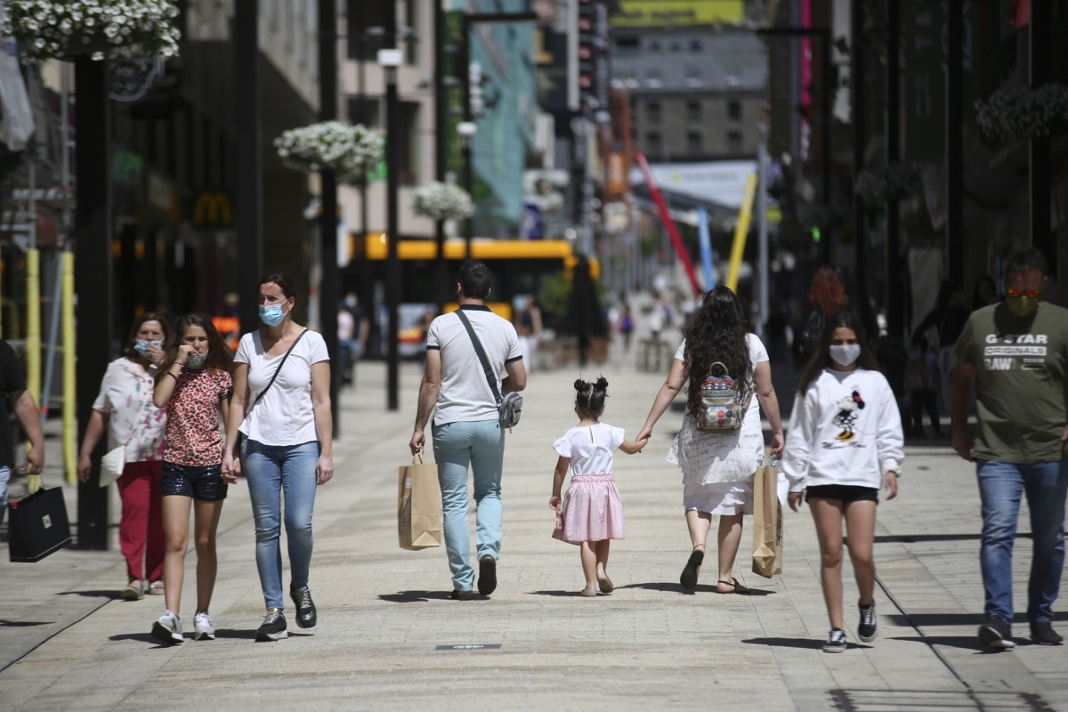 L'ús obligatori de la mascareta va entrar en vigor el 15 de juliol passat.