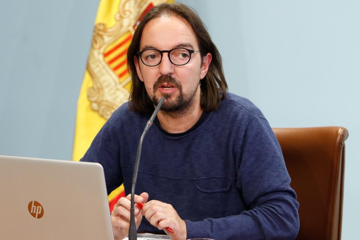 El secretari d'Estat d'Afers Europeus, Landry Riba.