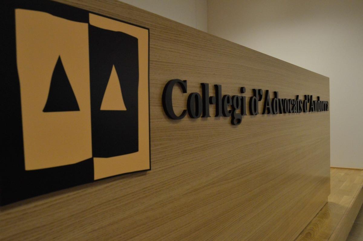 El Col·legi d'Advocats ha atès 526 consultes gratuïtes durant el 2017