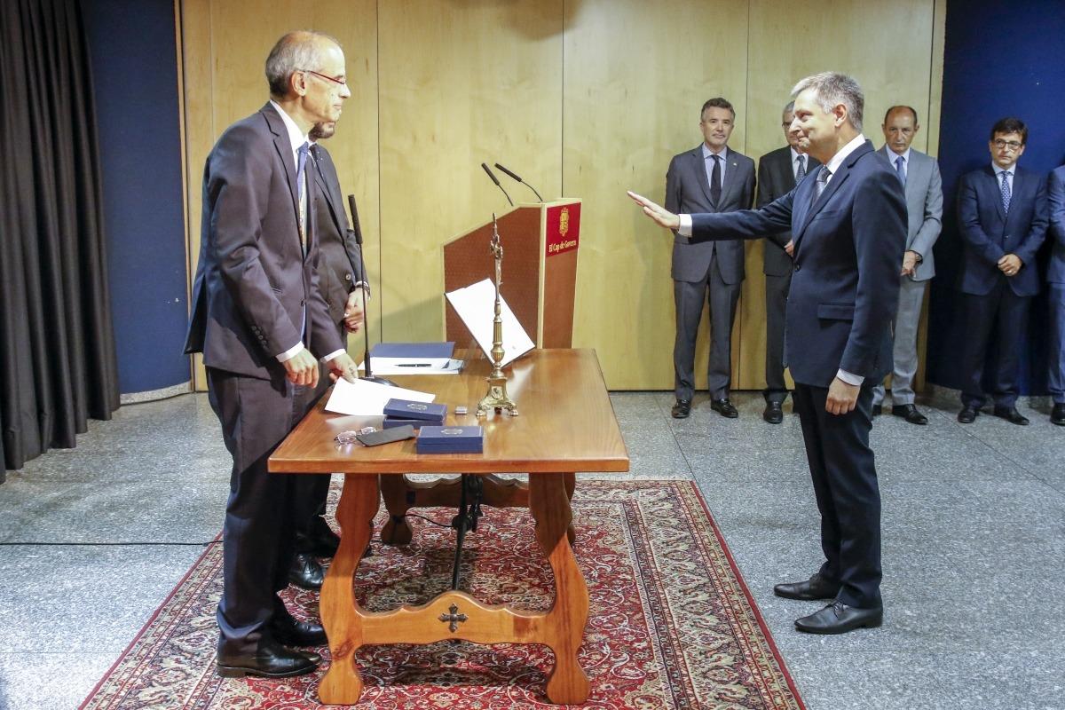 """L'oposició veu amb """"escepticisme"""" el nou ministeri liderat per Saboya"""