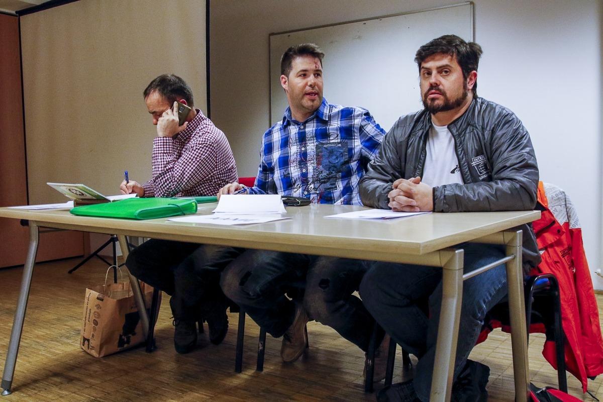 Una assemblea anterior de l'Associació Andorrana de Monitors d'Esquí.