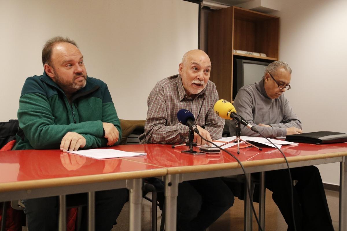 Els sindicats afirmen que hi ha més aturats dels que manifesta el Govern