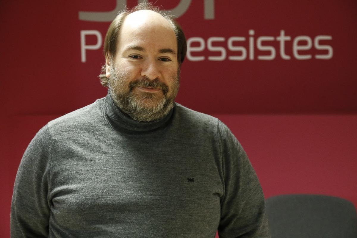 Joan-Marc Miralles va ser secretari d'organització d'SDP.