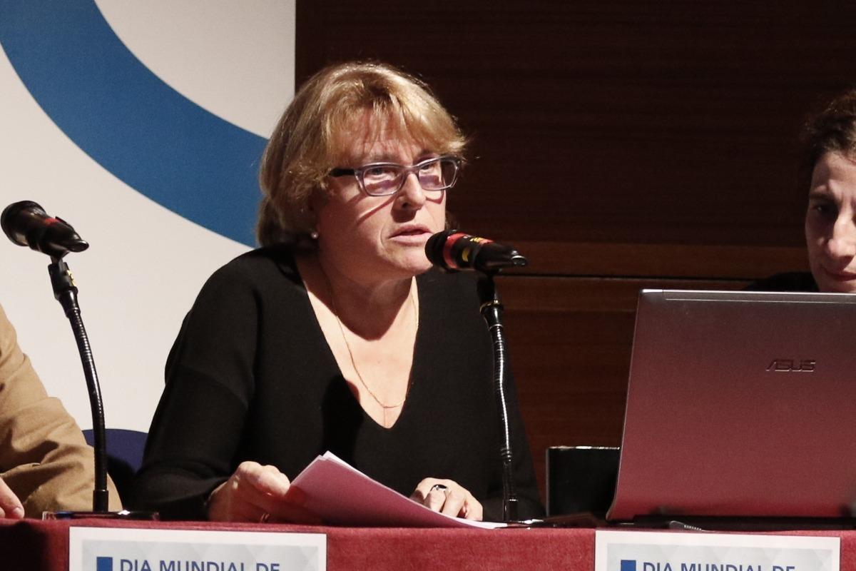 La presidenta de l'Afmma, Rosa Lluís, en una imatge recent.