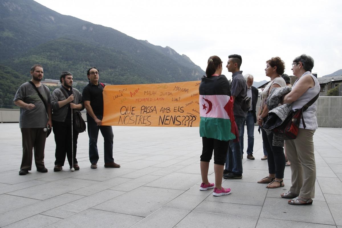 Els deu nens sahrauís vindran a Andorra la setmana vinent