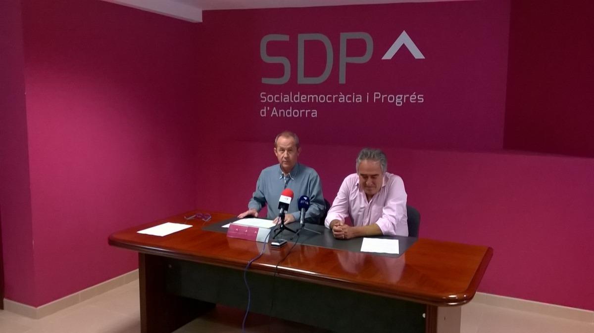 SDP porta les càmeres de la capital a l'Agència de Protecció de Dades