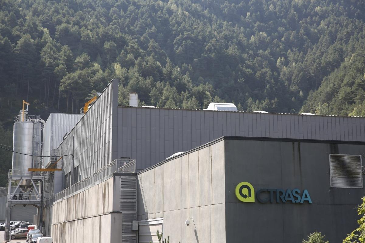 Les emissions de contaminants a l'atmosfera del Centre de Tractament de Residus es troben dins els nivells establerts.