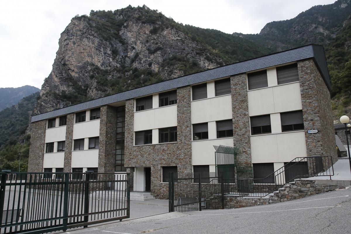 L'institut espanyol de la Margineda.