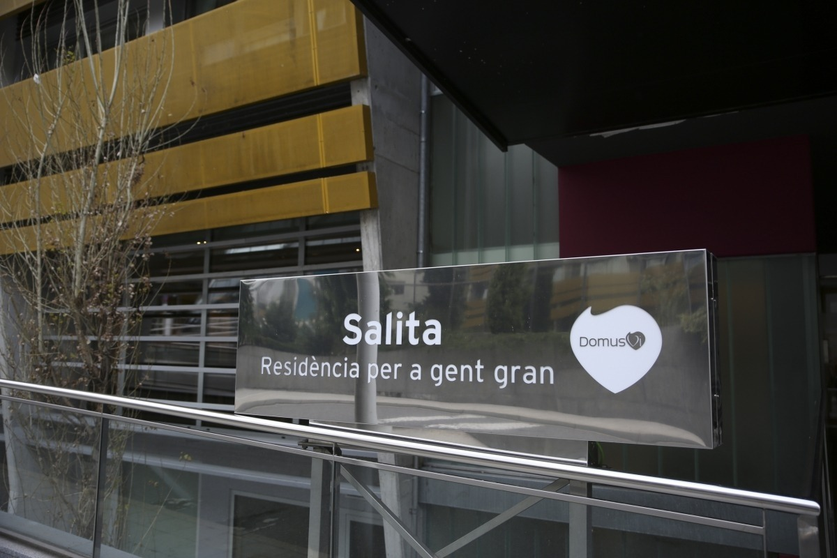 La residència per a la gent gran Salita.