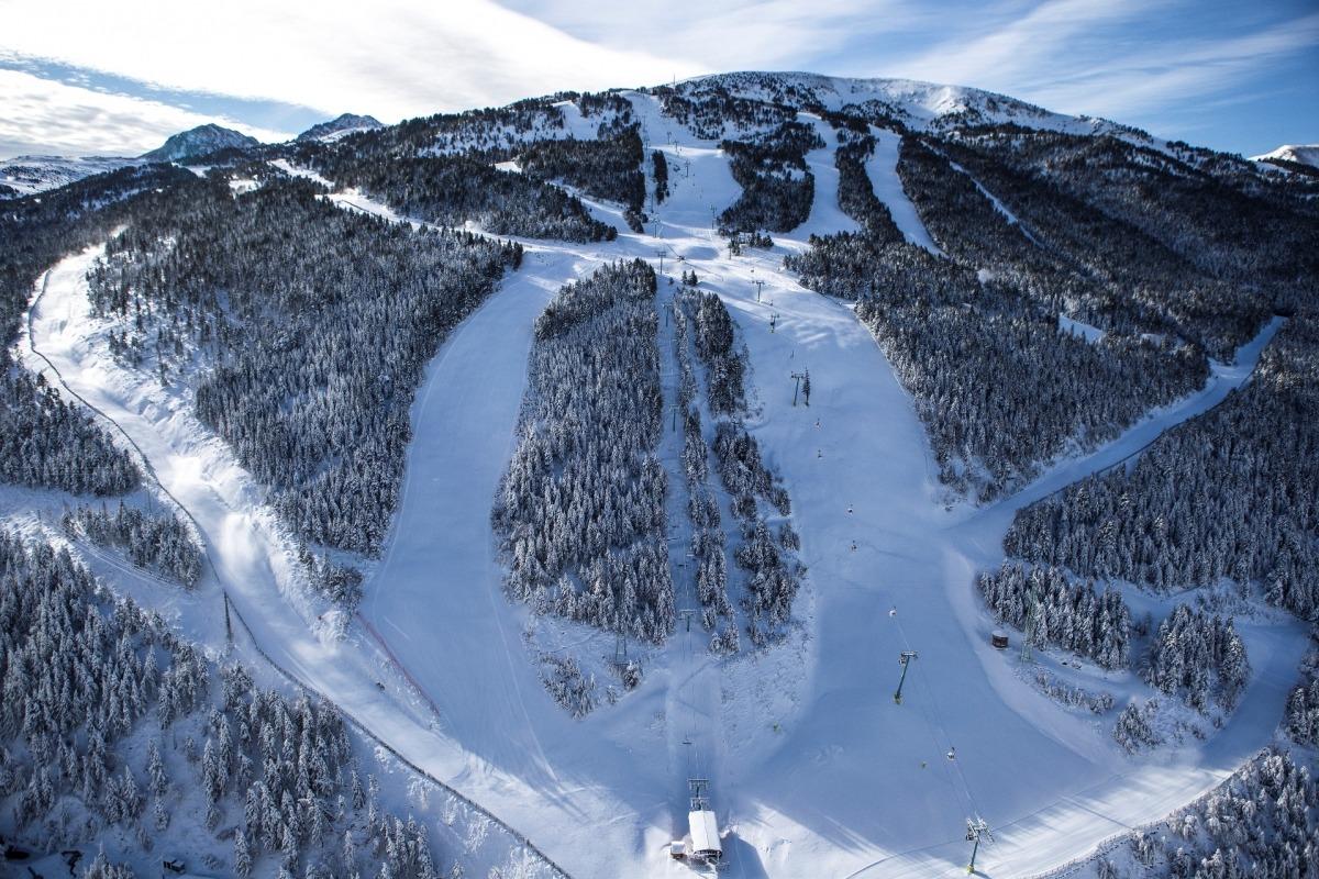 L'esquiadora va morir per hipotèrmia a les pistes de Soldeu, coberta de neu per una petita allau.