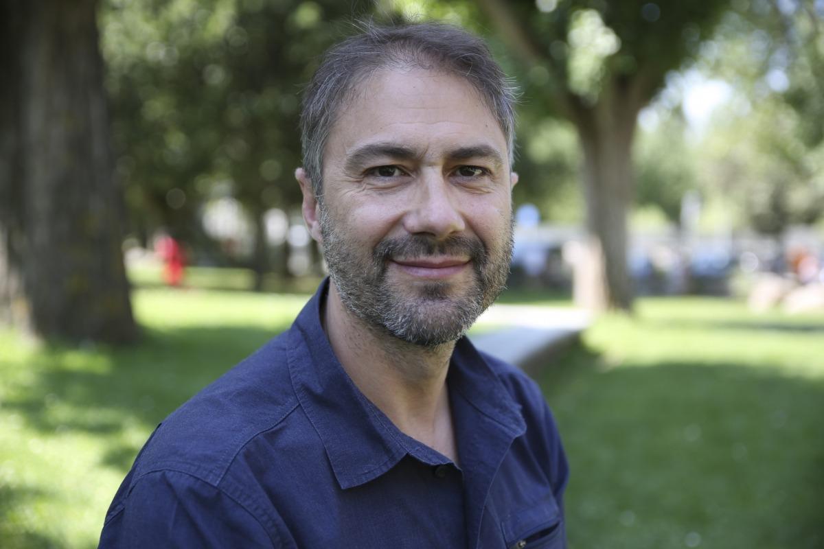 El conseller del PS al Comú d'Encamp David Rios.