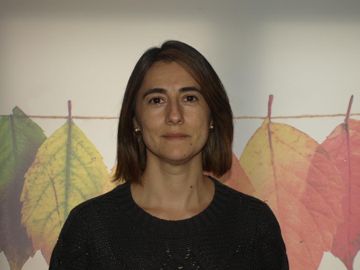 La mediadora del Servei de Mediació prop de l'administració de Justícia Loli Terrón.