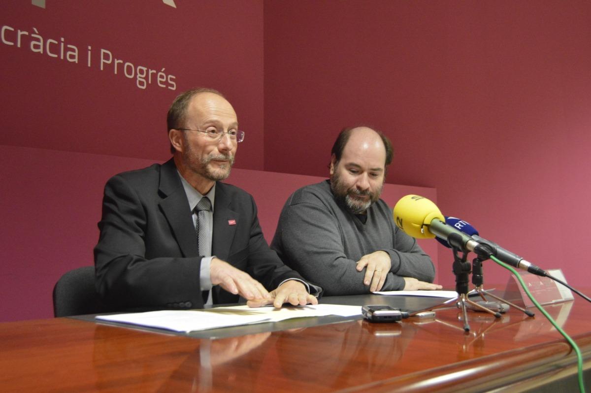 """SDP insta Jover a demostrar """"amb fets"""" que no ha cobrat de l'empresa"""