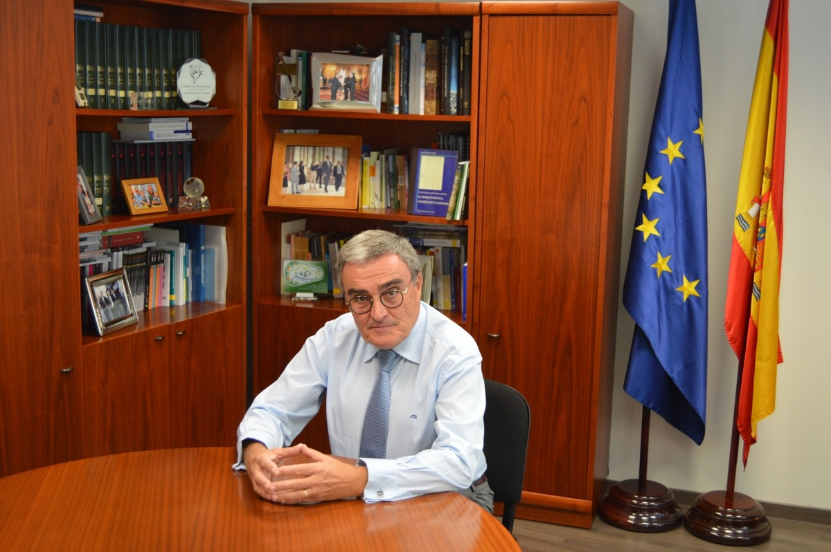L'ambaixador d'Espanya al Principat, Àngel Ros.