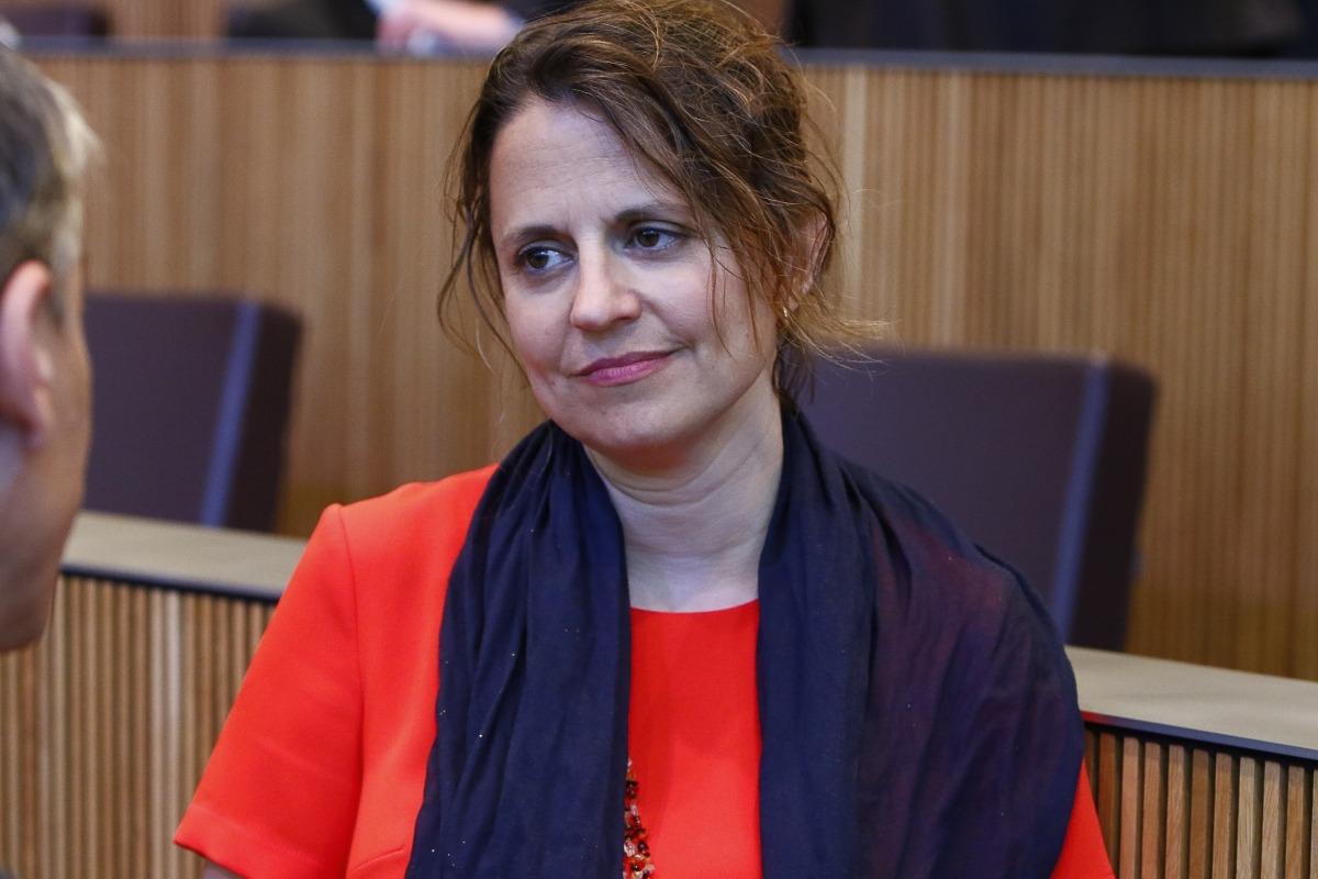 La consellera general del PS Rosa Gili va presentar una sèrie de preguntes sobre els tractaments oncològics oferts al país.