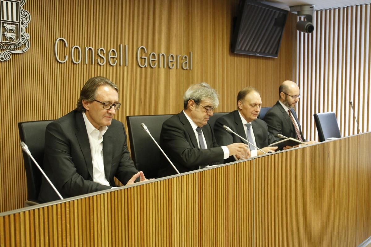 Cierco també demana la gravació de la compareixença a la comissió BPA