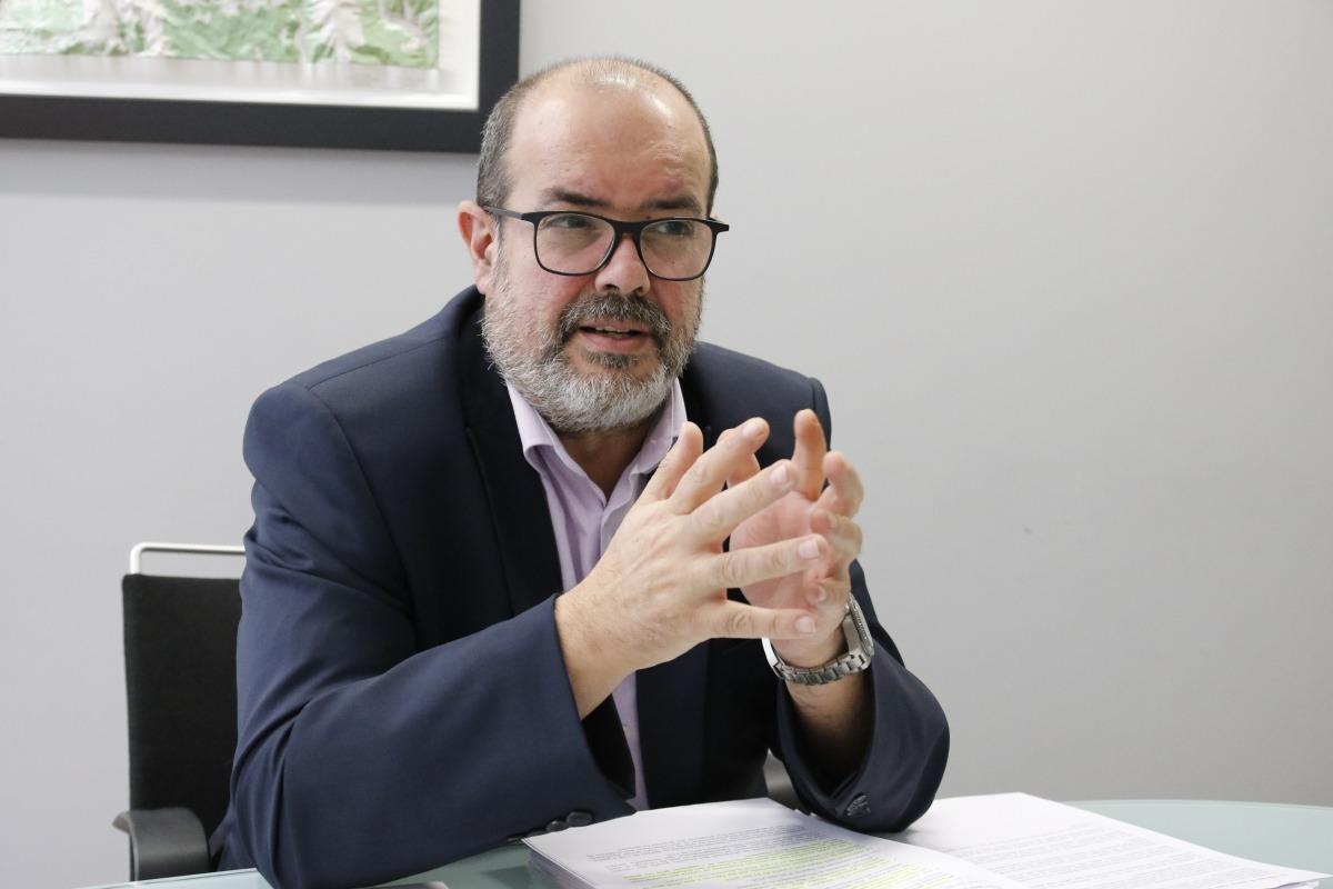 """Joan Crespo: """"L'important com a país és mantenir la decisió d'adequació de la UE"""""""