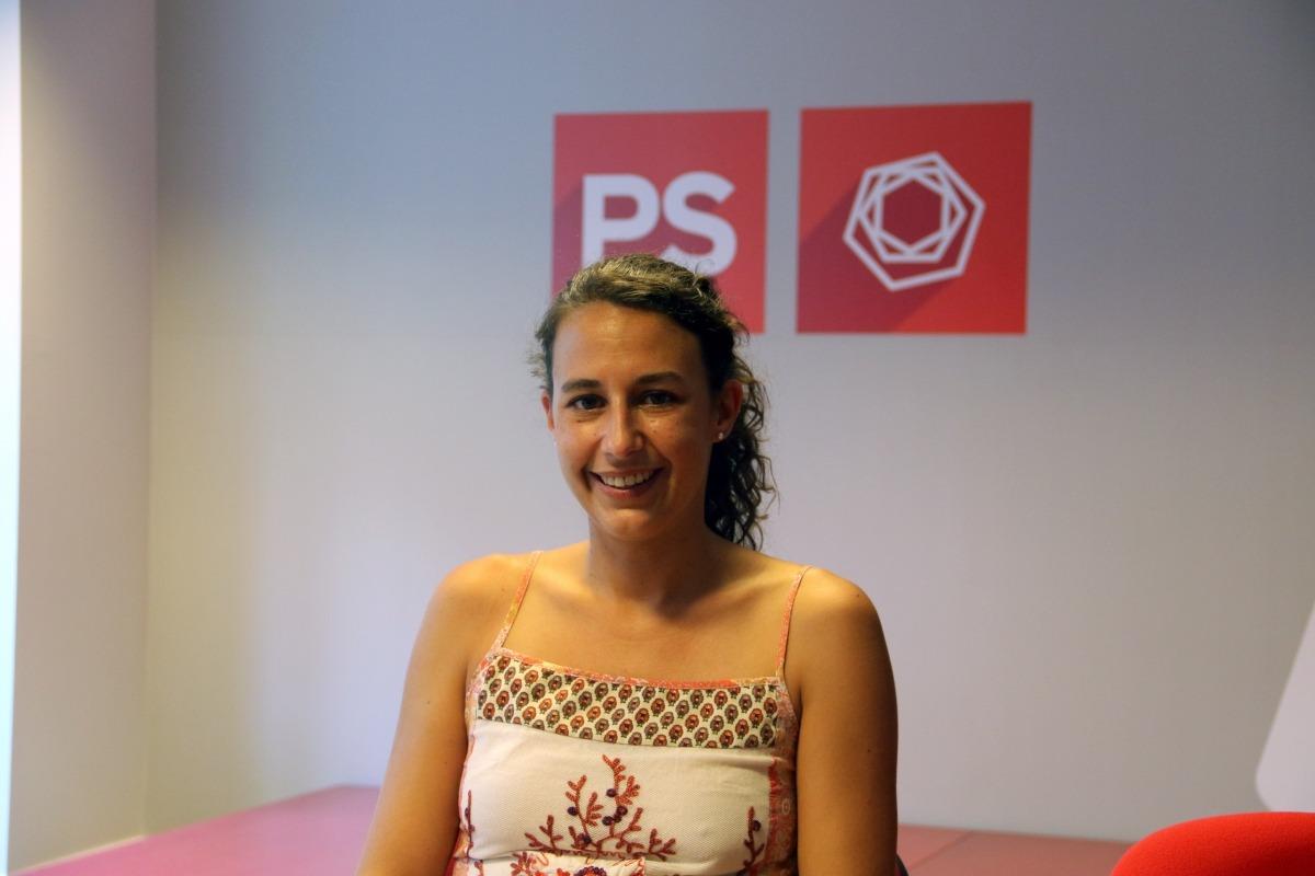 Maria Nazzaro, coordinadora de la JSA