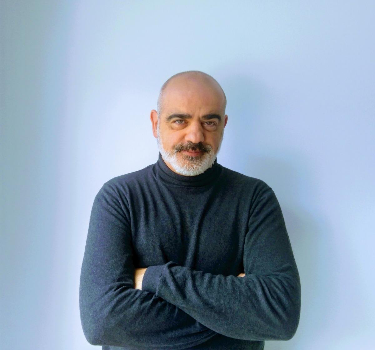 El director de l'hotel Cèntric Atiram, Miguel Ángel García.