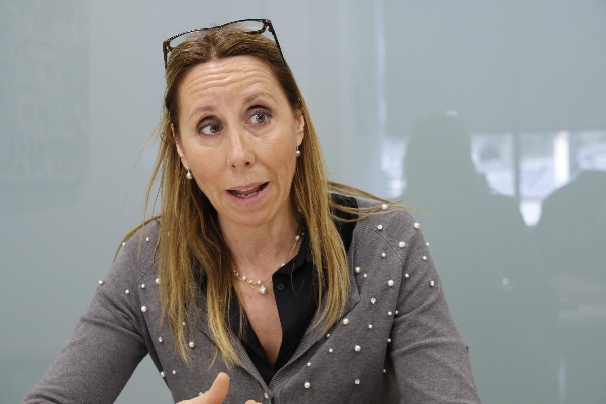 """Sílvia Bonet: """"L'ideal seria presentar a principis d'estiu el Llibre Blanc de la Igualtat"""""""