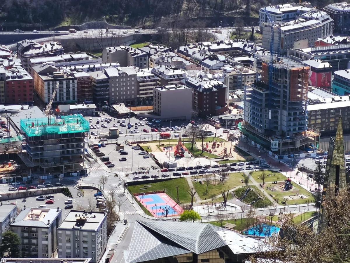 El Clot d'Emprivat és la zona més cara amb el metre quadrat a 6.200 euros.