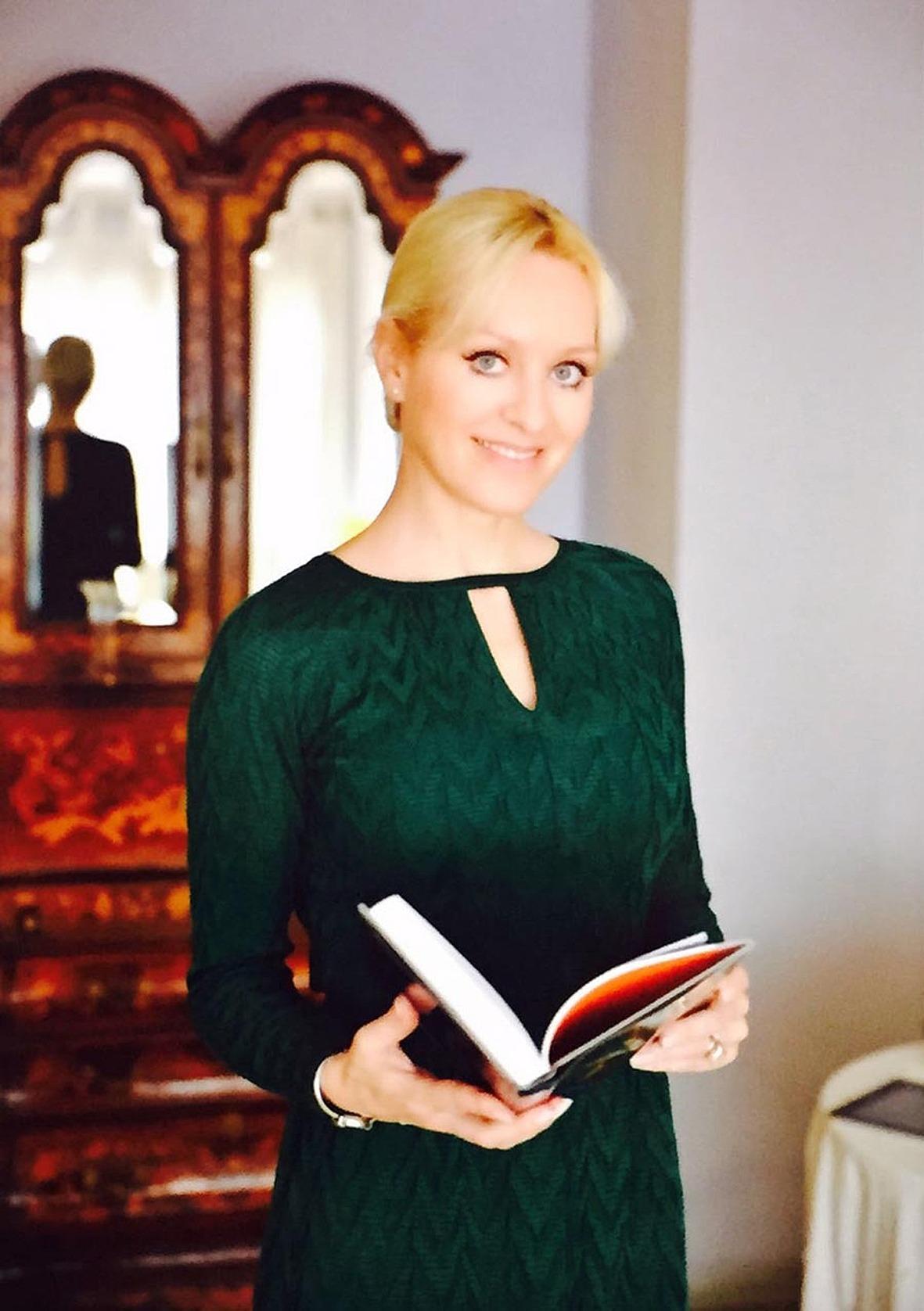 L'holandesa Christina de Vreeze.