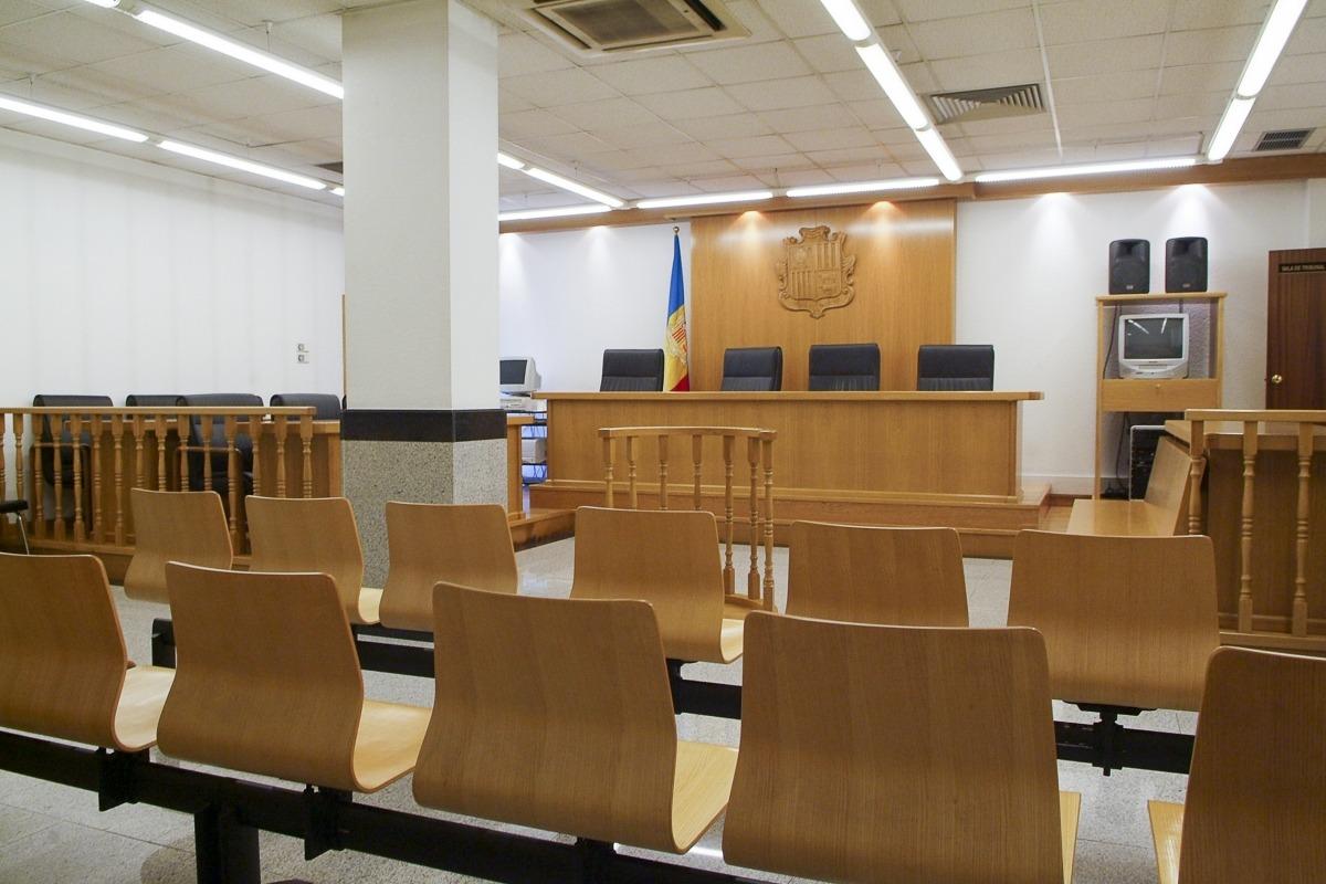 Sala de judicis de Batllia.