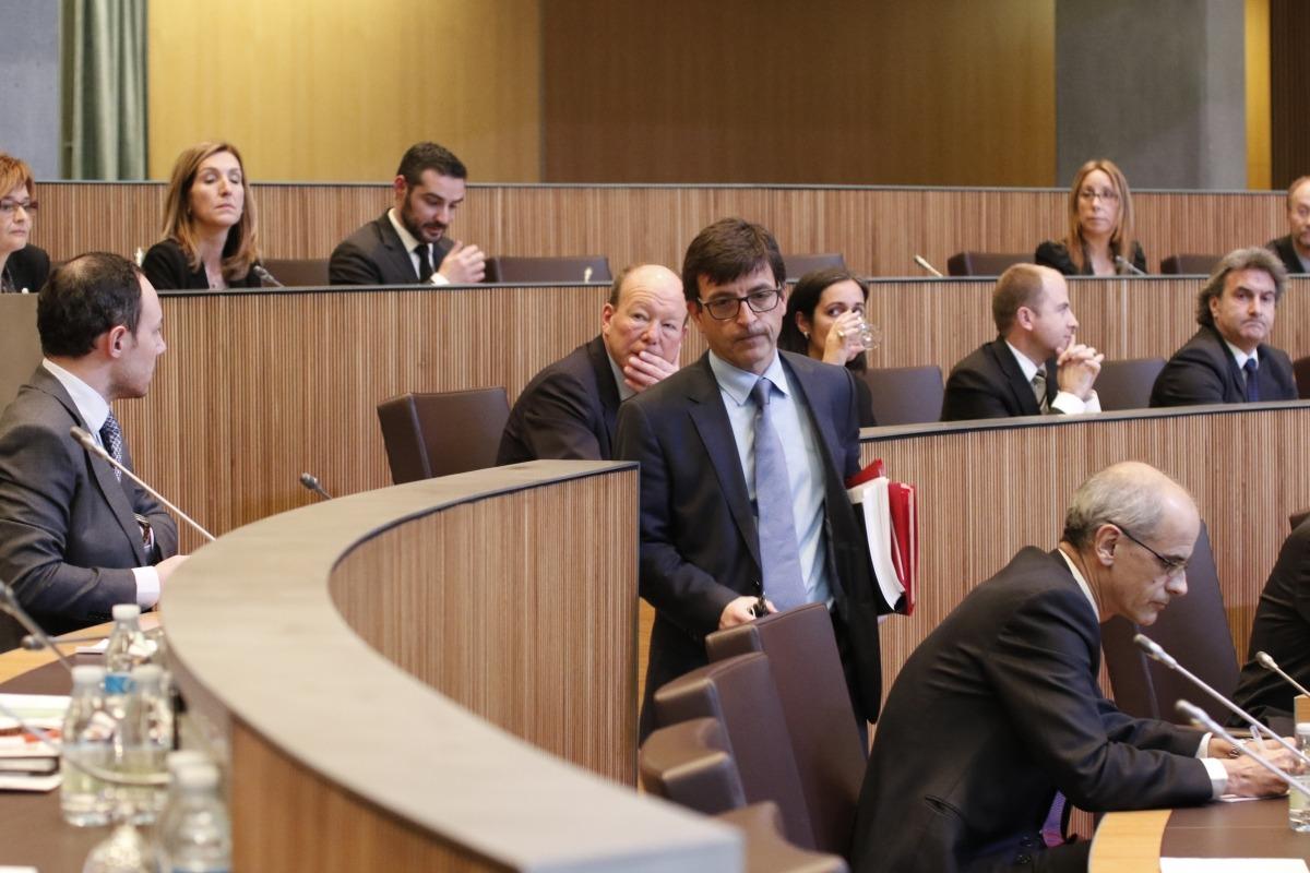 L'Institut de Drets Humans veu la llei de l'AREB inconstitucional