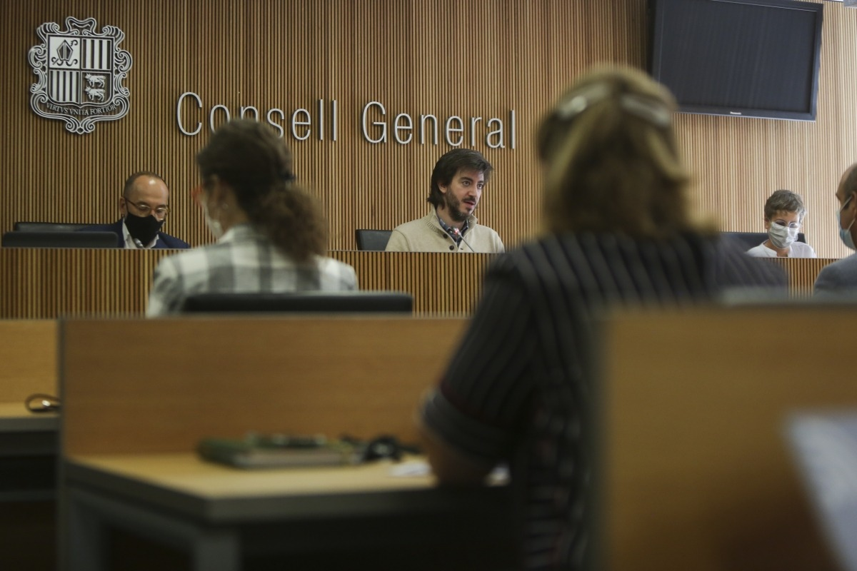 La comissió d'estudi de les pensions es va reunir dimarts.