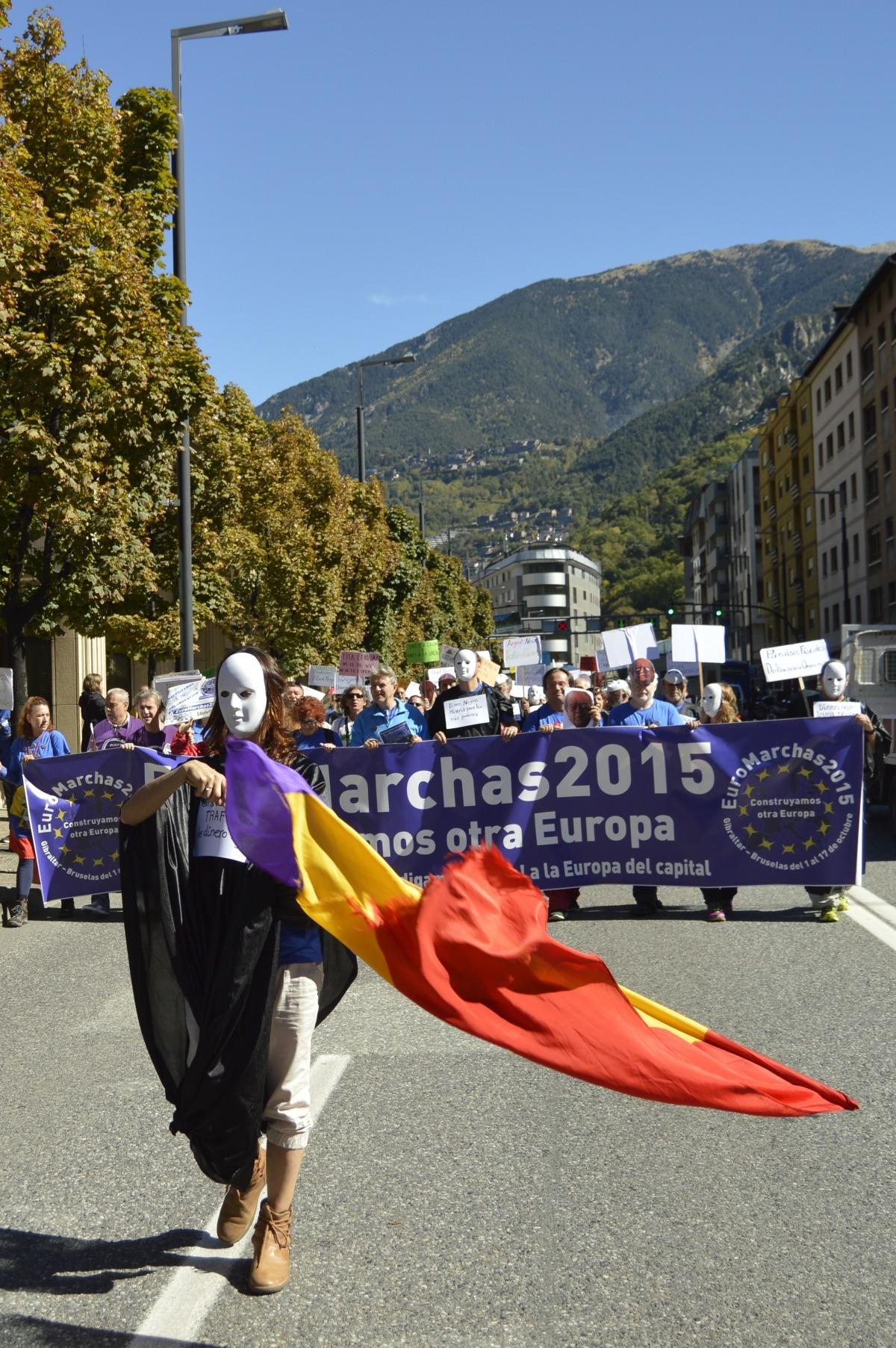 Euromarchas escriu al Papa perquè debati sobre el coprincipat