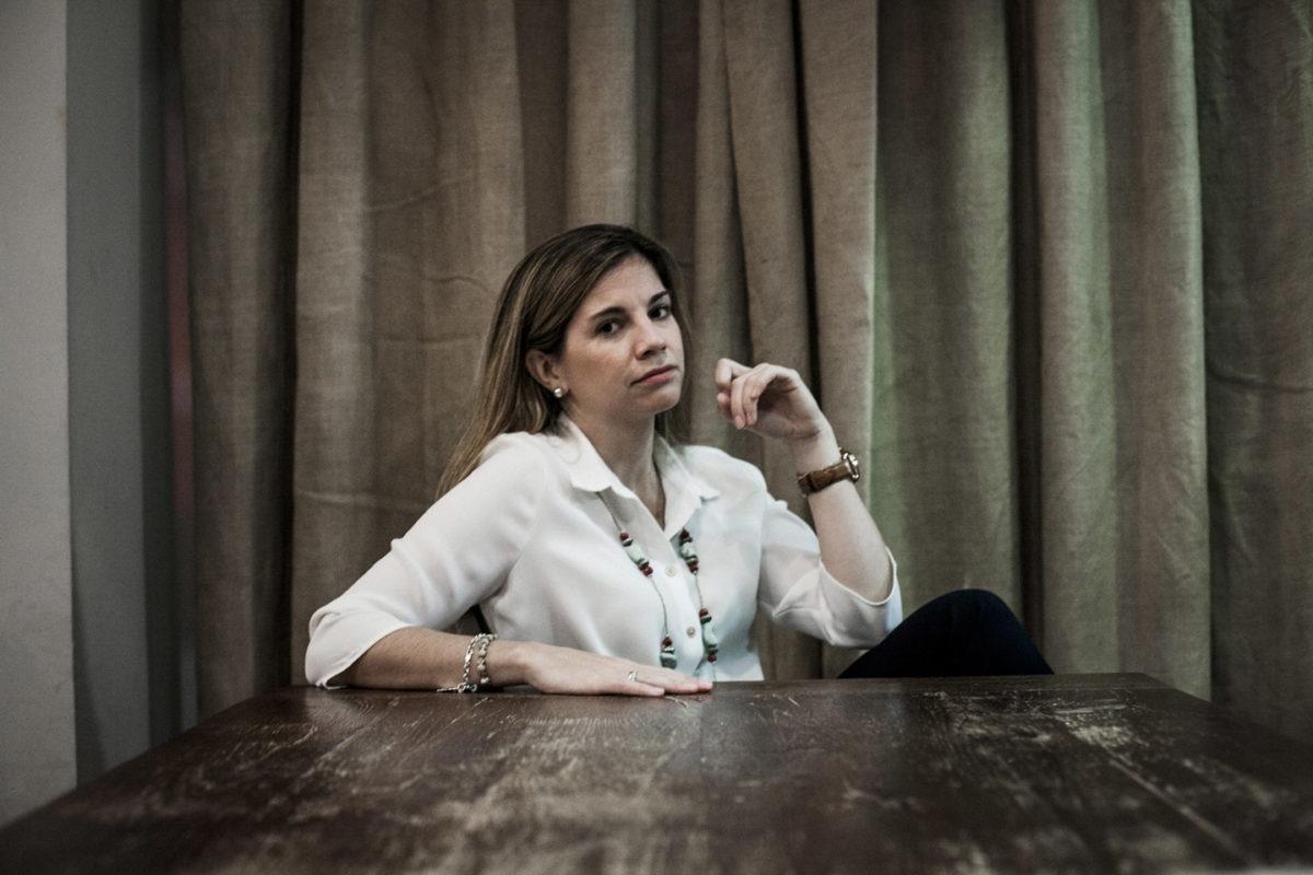 La psiquiatra Marian Rojas.
