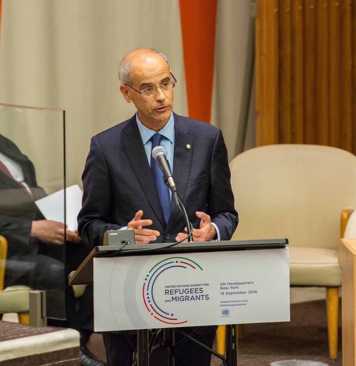 Martí diu a l'ONU que es regularan les situacions d'asil provisional