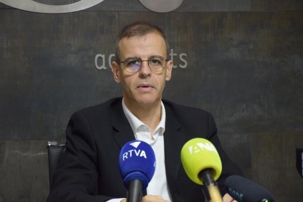 Josep Anton Silvestre, del despatx Silvestre Advocats.