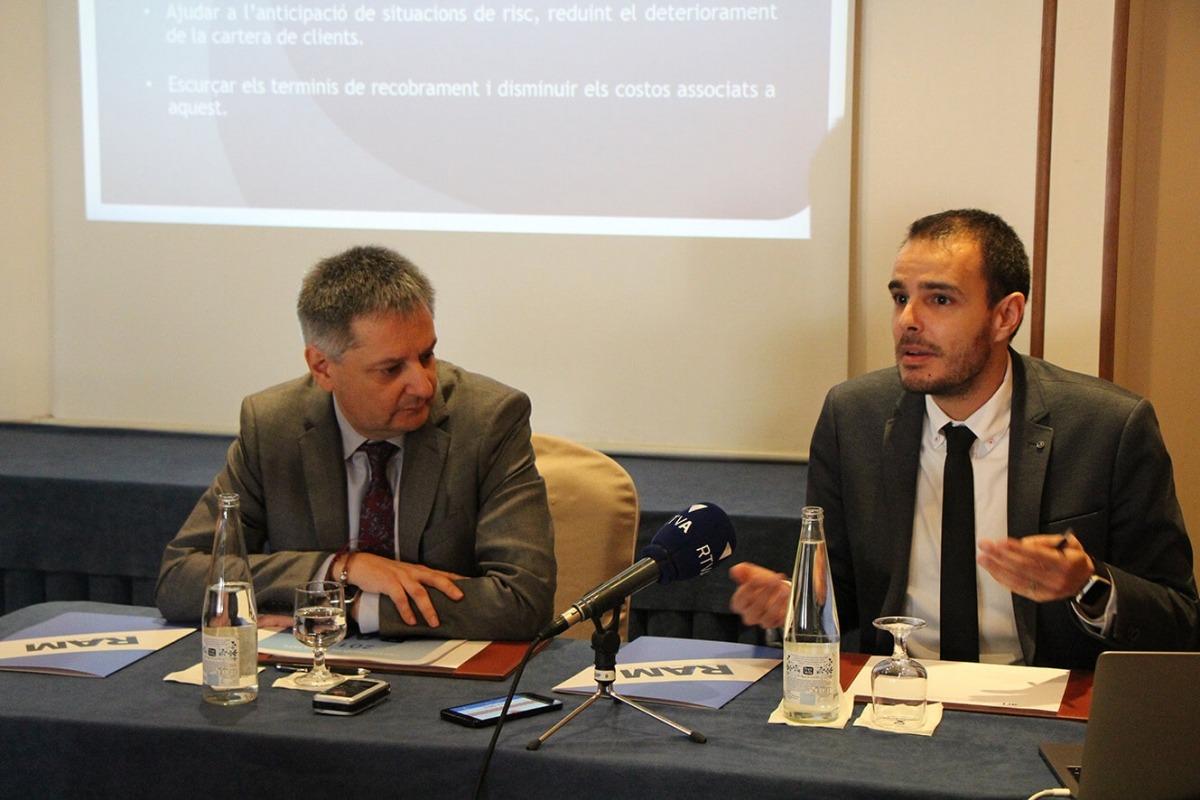 El Registre de Morositat recupera el 62,5% d'impagats durant el 2017
