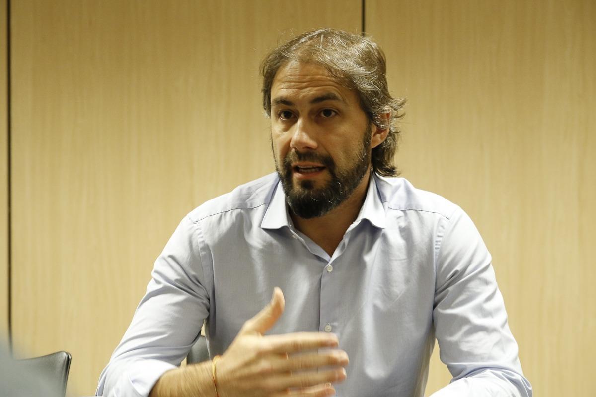 L'exconseller general del PS David Rios.