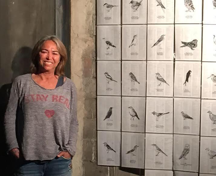 Joana Baygual presentarà una instal·lació com a artista convidada en el marc del concurs d'artistes que tindrà com a centre neuràlgic la sala Pilar Riberaygua.