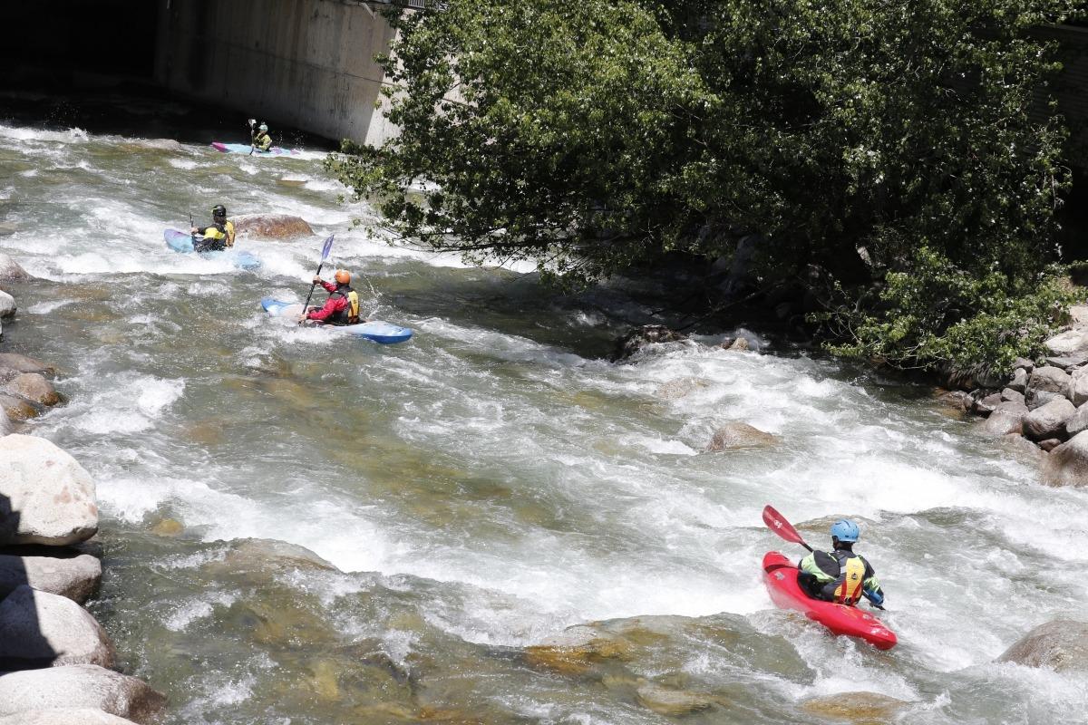 L'oposició creu que el parc d'aigües braves pot tenir un impacte positiu