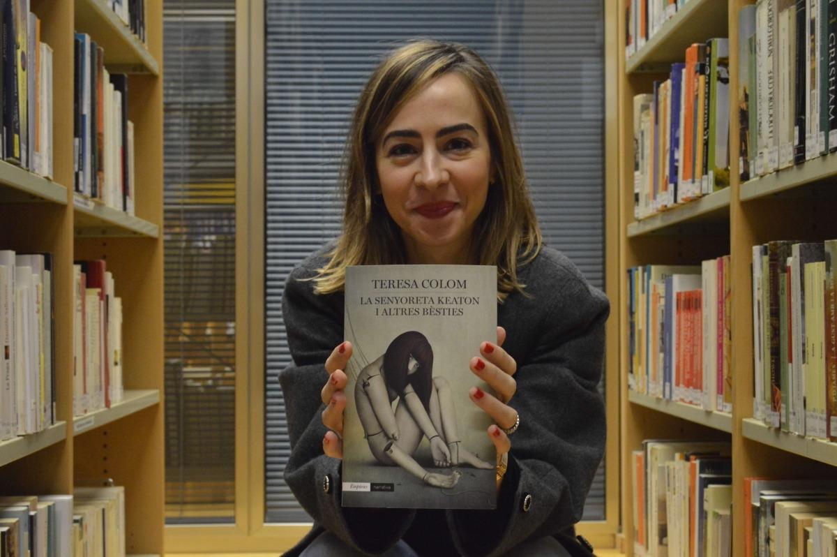Andorra, Escaldes, Santa Coloma, Teresa Colom, poesia, recital, Iniesta