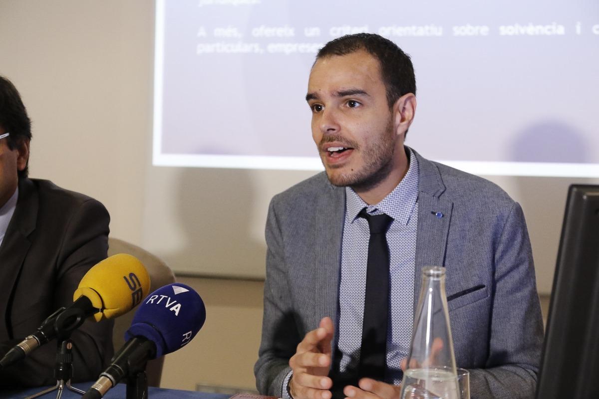 David Castillo, és director fundador del RAM.