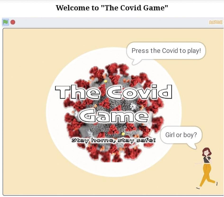 Caràtula del joc en línia dissenyat per Marc Llovera que està arrasant a França.
