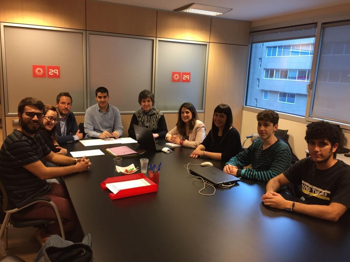 La Joventut Socialdemòcrata es fixa mobilitzar i implicar més els joves