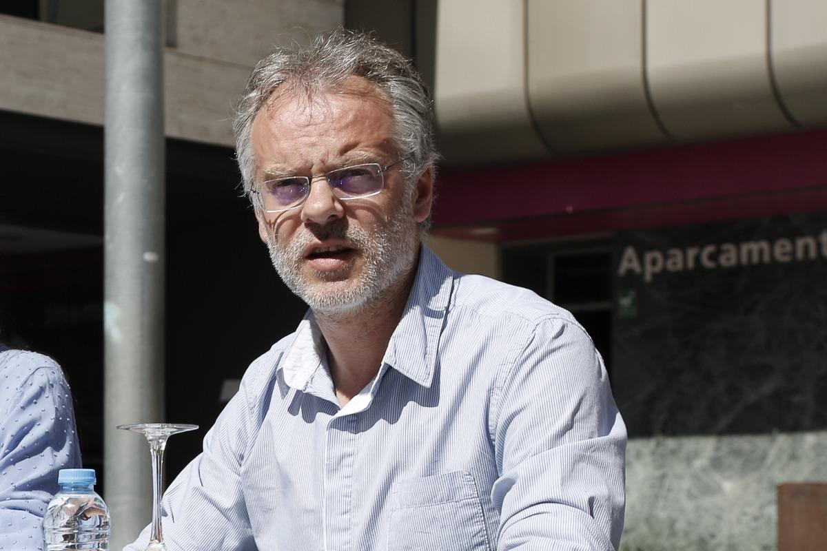 El candidat a cap de Govern de Progressistes-SDP, Josep Roig.
