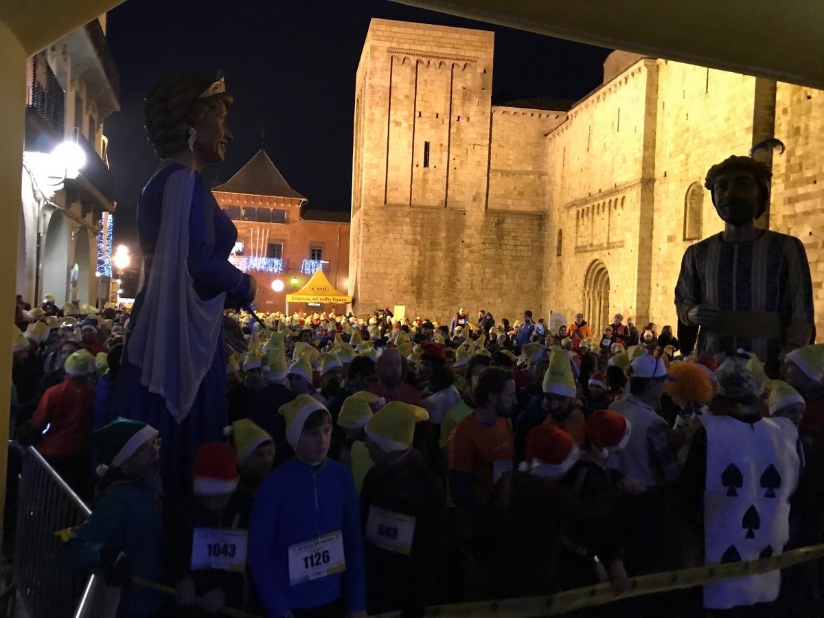 La cursa celebrada a la Seu d'Urgell va suposar un nou rècord de participació.