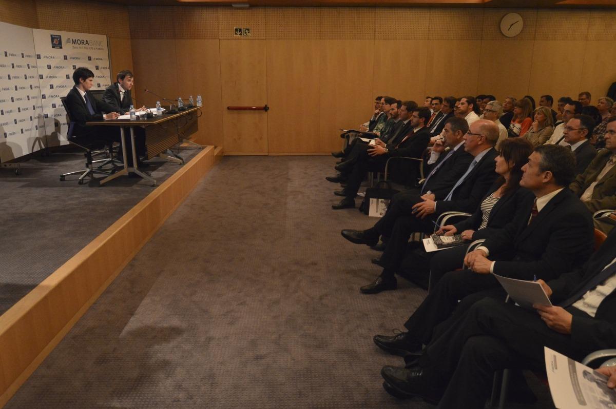 Marc Vilallonga també és vicepresident de l'Associació d'Assessors Tributaris i Fiscals.